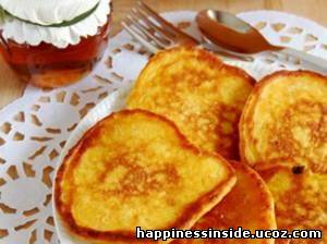 Russian Desserts: Syrniki with cottage cheese | RUSSIAN RECIPES
